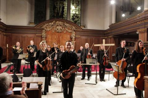 Camerata of London at St James' Church Piccadilly